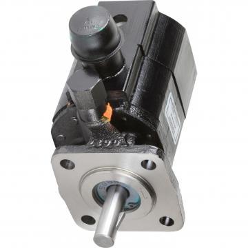 Pompe hydraulique manuel 18cc pompe à main simple effet avec réservoir acier 4L