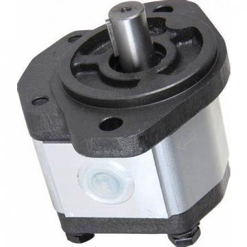 22 Gpm Hydraulique Deux Étape Hi-Low Gear Pompe En 3600 RPM