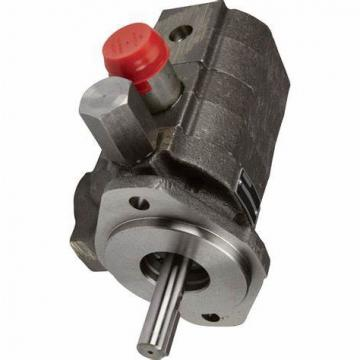 2000w Pompe hydraulique 7L à simple effet Réservoir plastique Remorque Auto