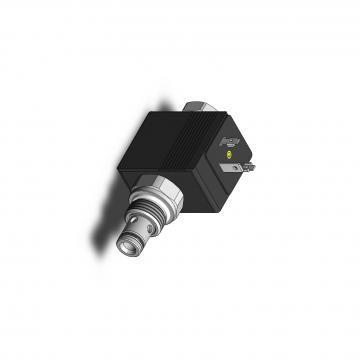 """Clapet anti-retour hydraulique check valve clapet en ligne taraudé 1"""" 14 PSI"""