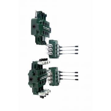 Valve d'équilibrage hydraulique simple piloté interne overcenter val 3/8 50.350B