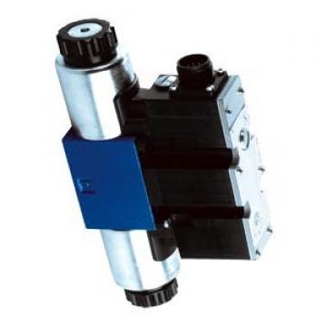 """Clapet anti-retour hydraulique check valve clapet en ligne taraudé 1/4"""" 5 PSI"""