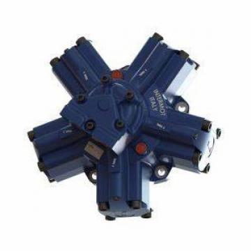 GENUINE REXROTH Hydraulic Motor Connection Plate