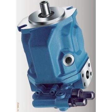 Rexroth Hydraulique Pump, A10v16dr1rs4, W/ 1.5 hp Leeson Ac Moteur, Utilisé