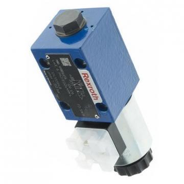 Rexroth Mecman Wedug 43 G 6 -0 Soupape à Voies Électrovanne Hydraulique Valve