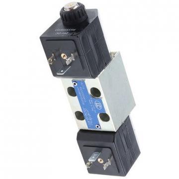 NEW! Bosch Rexroth 0 811 020 040 3500PSI Hydraulic Solenoid Valve 24VDC Coil