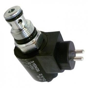 Bosch Rexroth 9 536 230 004 Hydraulic Solenoid Valve Coil 115v-ac