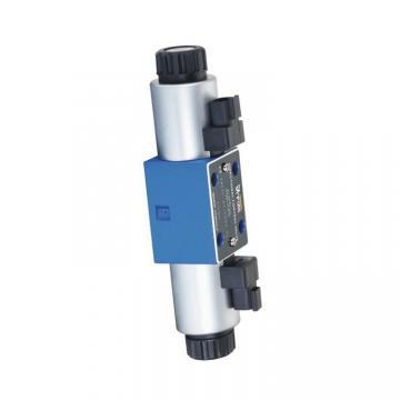 REXROTH 4WE10J11-LW120-60NDLK-25V-A Hydraulic Directional Control Solenoid Valve