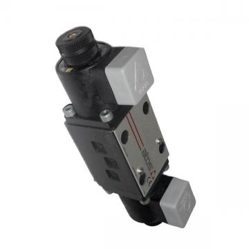 Distributeur hydraulique électrovanne 2/2NO valve 2 voies à clapet 40L 110AC 1/2