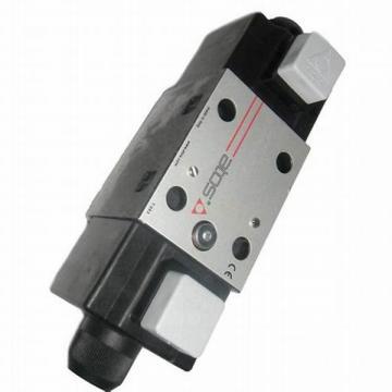 Distributeur hydraulique 2 sections 2x Double Effet Vannes directionnelle 02P40