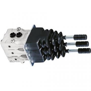 Rexroth 4WE6C52/0FBW110 Nda Hydraulique Directionnel Contrôle Électrovanne 21