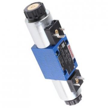 Rexroth 2 hp Unité Hydraulique,5 Gal. Capuchon 1PF2G2 40B/05,HS43 A49 4389 A